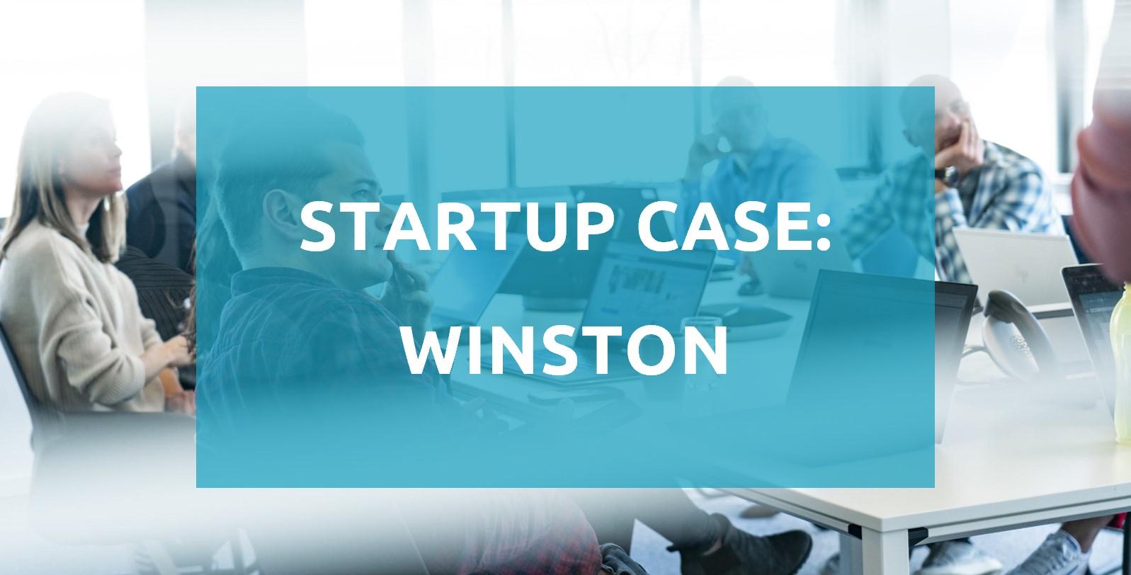 Client story Winston - Salesforce Service Cloud