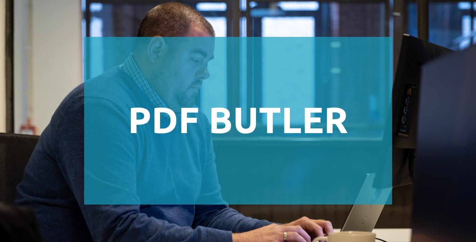 Makkelijk van data in Salesforce naar een PDF-bestand met PDF Butler