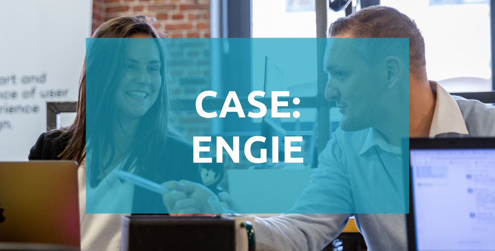 ENGIE: a succesful migration from SAP to Salesforce